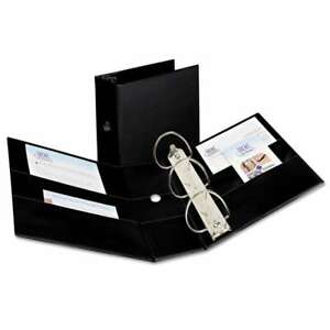 Avery Durable Binder With Two Booster Ezd Rings 11 X 8 1 2 5 077711079014
