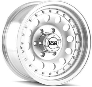 4 New 14 Inch Ion 71 14x6 5x114 3 5x4 5 6mm Machined Wheels Rims