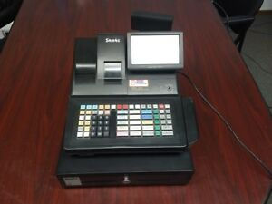 Sam4s Sps 520rt Pos Cash Register Used refurbished Free Shipping free Support