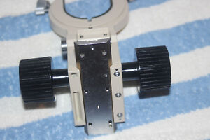 Olympus Imt 2 Microscope Condenser Carrier