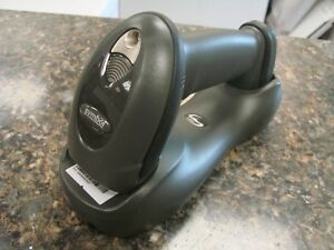 Symbol Ls4278 sr20007zzww Wireless Barcode Scanner With Charging Cradle Black