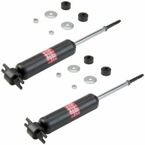 Kyb Excel G 343128 Front Shock Absorber Lh Rh Pair Set Of 2 For Ford Gm New