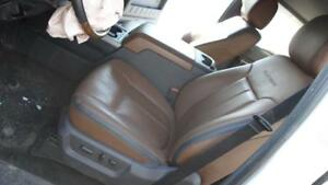 2011 2016 Ford F250 F350 Platinum Oem Brown Leather Seats Console