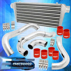 For 240sx 180sx Ca18det 89 94 Full Front Mount Intercooler Piping Pipe Upgrade