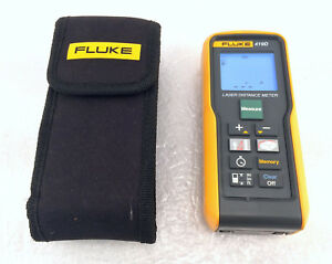 Fluke 419d Laser Distance Meter With Pouch