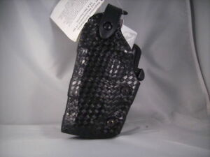 Safariland Sig P229 Police Holster Raptor basketweave New