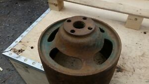 Oliver Tractor Pulley 77 88 K691a Good Condition