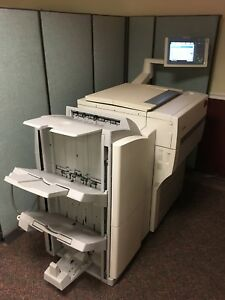 Canon Imagepress C1 Copier Printer W Book Attachment Gently Used
