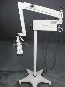 Seiler Dental Surgical Microscope For Oral Surgery