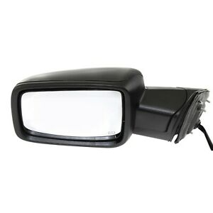 Kool Vue Mirror For 2013 18 Ram 1500 Power Folding With Signal Light Primed Left