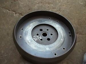 1940 John Deere L Tractor Original Jd Engine Motor Flywheel