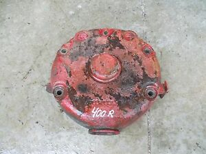 Farmall 400 450 Tractor Right Disc Brake Good Outer Cover Housing
