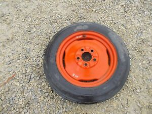 Allis Chalmers B Ac Tractor 15 X4 00 Press Style Mount Front Rim