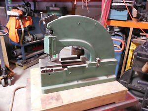 Di Acro 2 Punch Diacro W 1 25 Shoe Punch Press Roper Whitney pexto