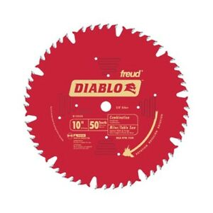 Freud D1050x 10 X 50 Combination Saw Blade