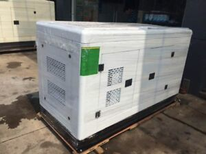 New 50kw 50hz 60hz Diesel Powered Generator Waterproof Enclosure Ship By Sea