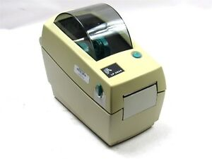 Zebra Lp 2824 Compact Desktop Direct Thermal Printer Lp2824 2824 21110 0001