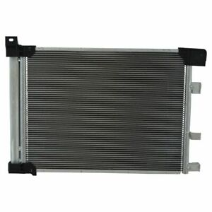 Ac Condenser A C Air Conditioning With Receiver Drier For 13 15 Nissan Sentra