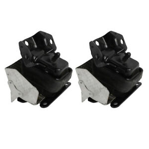 2pcs Front Right Left Engine Motor Mount For 2007 2013 Gmc Sierra 1500 5 3l