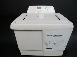 Mm250 Dental Ultrasonic Cleaner Bath For Instrument Cleaning