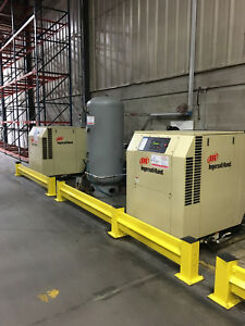 Ingersoll Rand Conveyor Systems Compressors Dryers And Tank