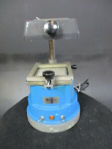 Model 101 Dental Vacuum Former For Mouth Guard Thermoforming D 1b06 125 m
