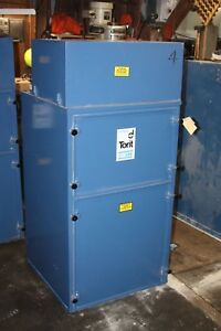 Qty 2 Donaldson Torit 84 Cab Dust Shaker Cabinet Collectors 3hp 3ph Shipping