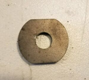 0045ngts Flat Oval Tine Washer For Flat Bar Hay Tedders