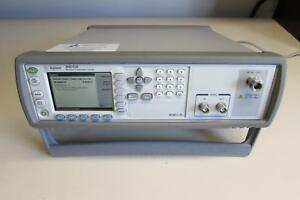 Agilent Hp N4010a Wireless Connectivity Test Set W Opt 103 And 110 Calibrated