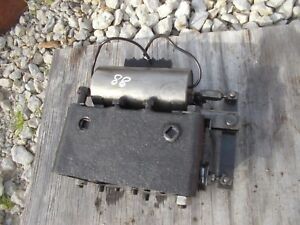 Oliver 88 Rowcrop Tractor Good Working Electric Box For Hydraulic Pump Assembly