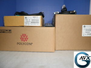 Polycom Hdx 8000 1080p Mp 1year Warranty P c Complete Video Conference System