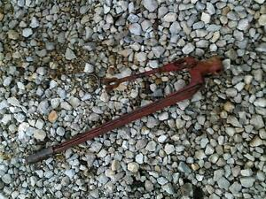 Farmall Ih 560 Tractor Pto Power Take Off Engagement Lever Linkage Rod Pin