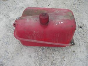 Farmall 300 350 Rc Rowcrop Tractor Good Original Ih Ihc Gas Tank W Cap