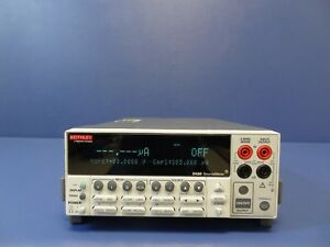 Keithley 2420 Sourcemeter 60v 3a 5 5 Digit