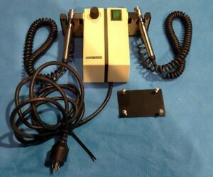 Welch Allyn 74710 Otoscope Ophthalmoscope Transformer No Heads With Backplate