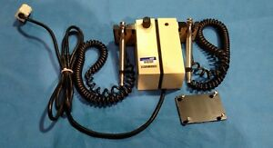 Welch Allyn 74710 Otoscope Ophthalmoscope Transformer No Heads Red Light Version