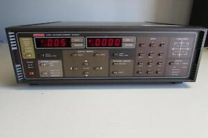 Keithley 228 Adjustable Voltage current Source Calibrated
