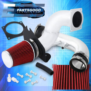 For 96 04 Ford Mustang Gt 4 6l V8 Cold Air Intake System Kit Red Filter