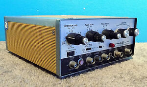 Systron Donner Model 101 Pulse Generator Free Shipping