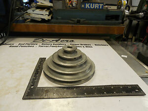 Powermatic Drill Press 1150 Step Pulley Spindle Side 1150