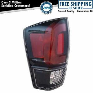 Rear Tail Light Lamp Assembly Driver Side Lh Lr For Tacoma Pickup Truck New