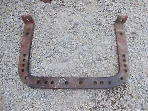 Farmall Ih 300 Super H Sh 350 460 Tractor Ihc Wishbone Draw Bar Drawbar Hitch