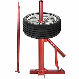 Goplus Manual Portable Hand Tire Changer Bead Breaker Tool Mounting Home Shop