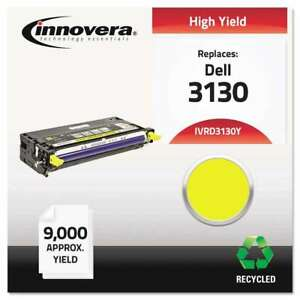 Innovera Remanufactured 330 1204 3130 High yield Toner Yellow 686024124276