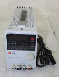 Kenwood Pw36 1 Regulated Dc Power Supply Pw36 1 L