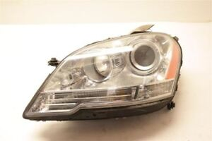 Driver Headlight Fits 2011 Mercedes benz Ml350 W164
