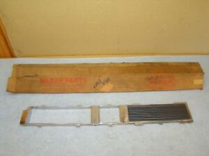 Vintage Antique Nos Mopar Dash Part Dodge Chrysler 50 S 60 S B