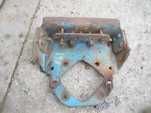 Ford 861 Tractor Main Drawbar Hitch Tongue Anchor Support Bracket