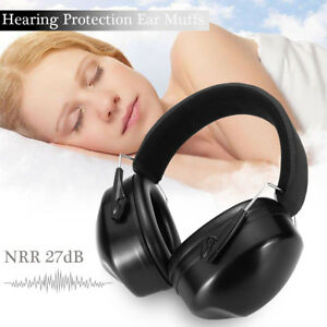 Ear Muffs Home 27db Nnr Noise Cancelling Tactical Shooting Hearing Protection