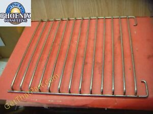 Blodgett Cos 8g aa Combi Oven 304ss Stainless Steel Support Rack R4409